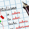 Atelier de langue italienne