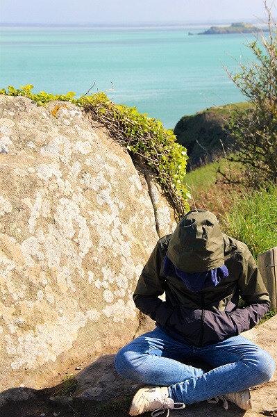 Pointe du Grouin, Cancale (France) - Photo ML Henry