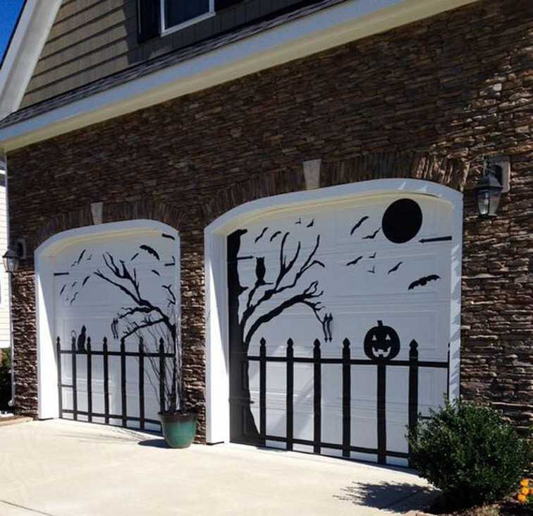 halloween-garage-door-decorating-ideas-6