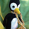 Pingouin profil