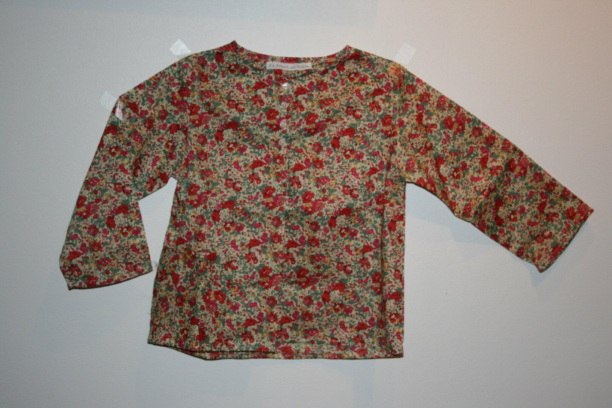 blouse little boy 22
