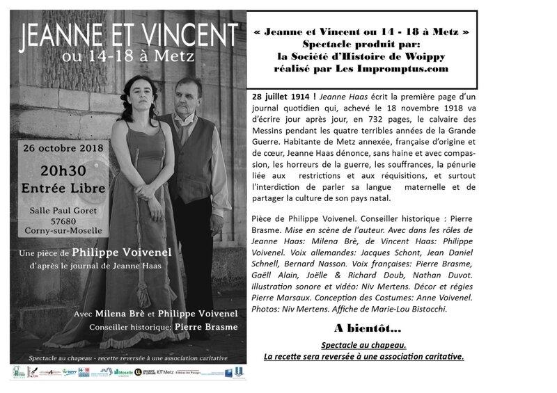 Jeanne et Vincent