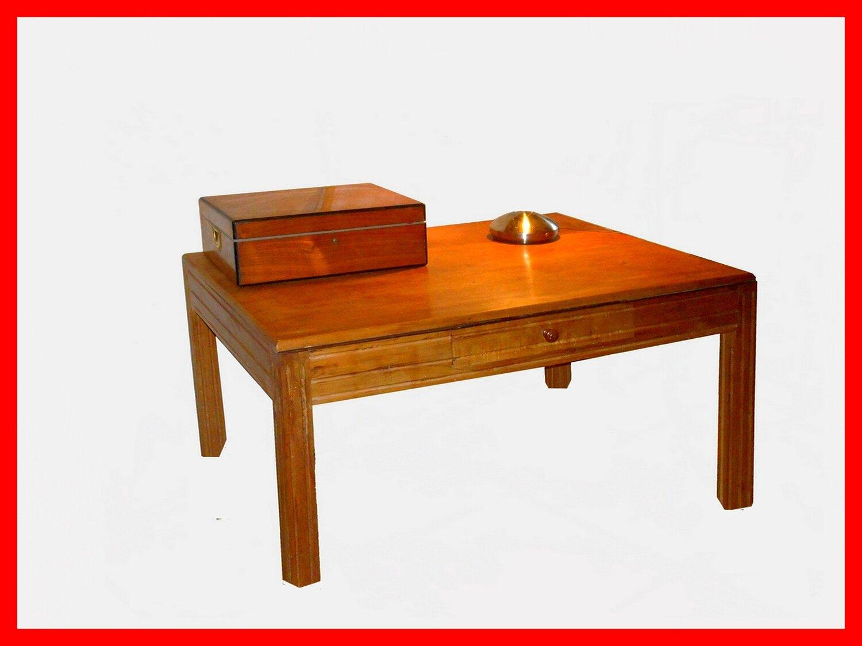 table basse art deco 1920 / 1930 - meubles déco vintage design