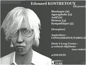 Edouard KONTRETOUX