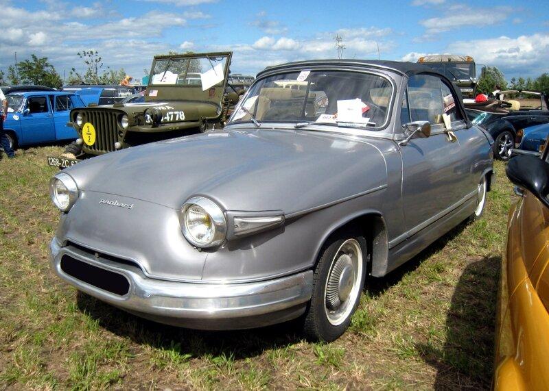 Panhard PL 17 cabriolet de 1963 01