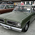 Plymouth valiant signet 4door sedan-1968