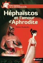 Héphaïstos et l'amour d'Aphrodite couv
