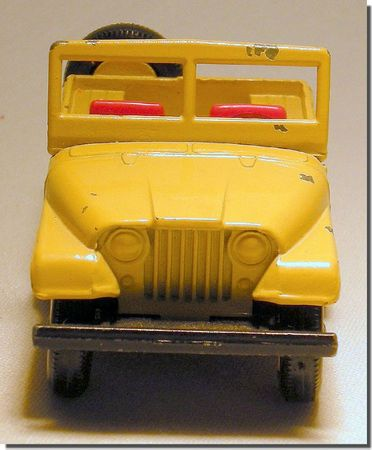 Lesney Matchbox 72 B 4