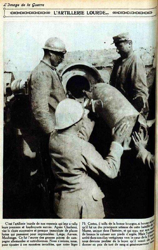 artillerie lourde1