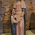 Sainte Anne éducatrice (Sainte-Anne-d'Auray)