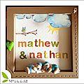 Mathew et nathan