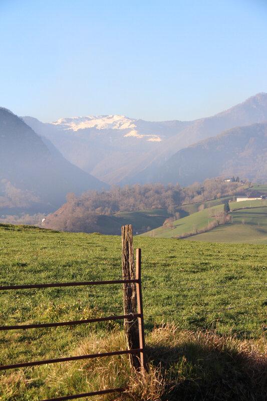 Environs de Arette -Pyrénées Atlantiques