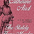 The stately home murder, de catherine aird