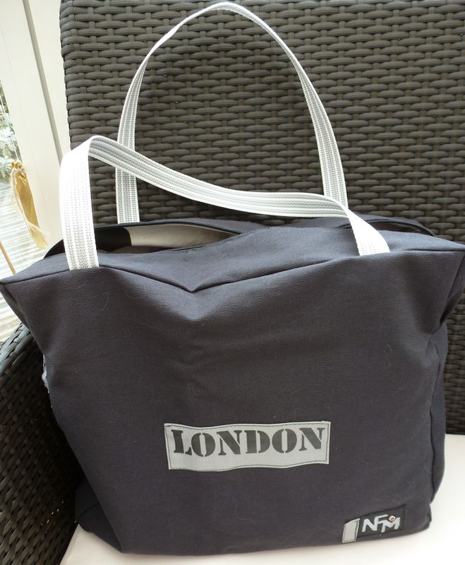 Sac Valisette 'LONDON'