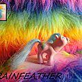 (077) G1 Bébés Mouilleurs / Baby Drink'n Wet Ponies