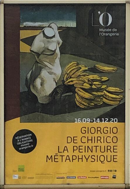 000-Giorgio de Chirico - La peinture métaphysique