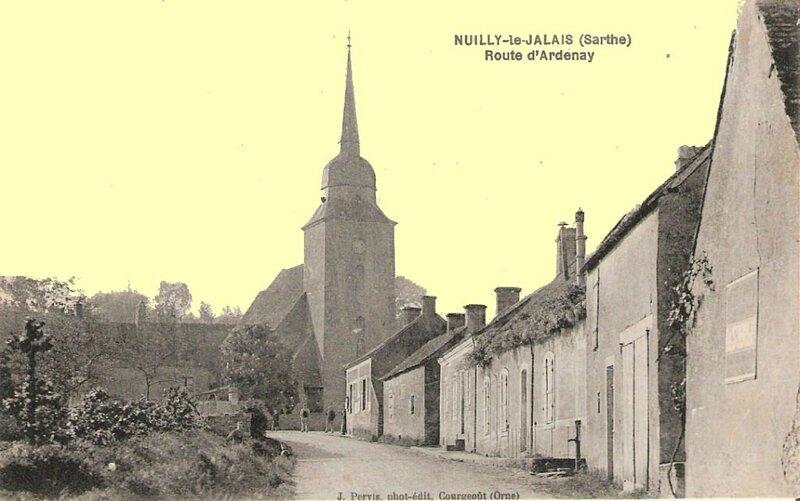 89-03-06 Nuillé le Jalais