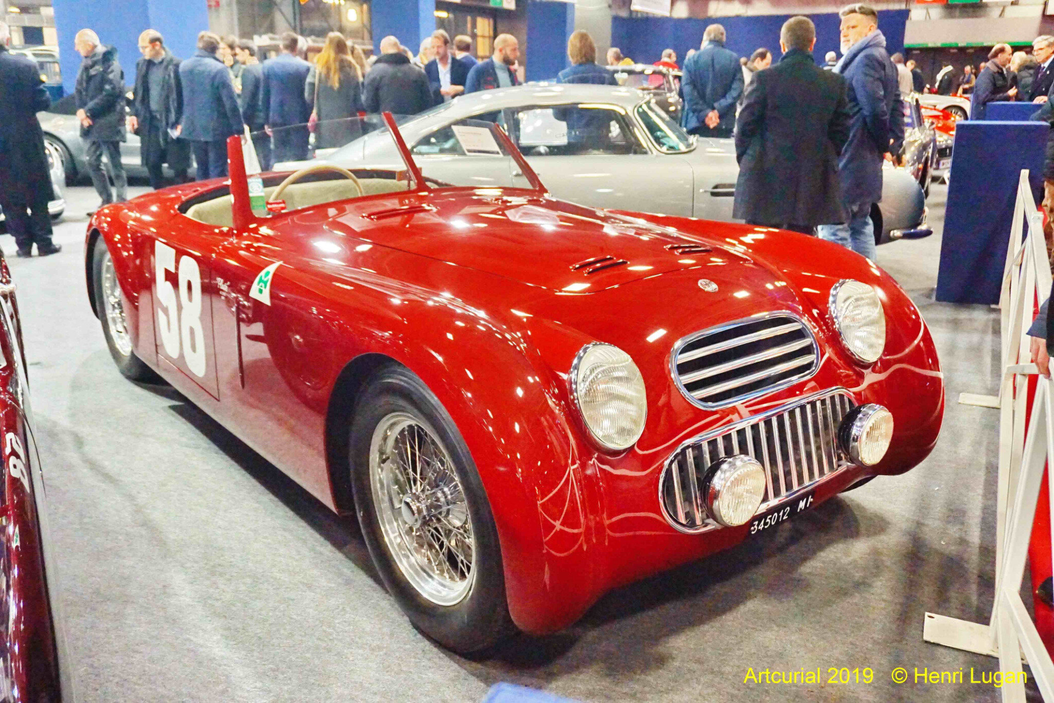 Alfa Romeo 6 C 2300 Platé Sp