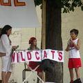 spectacle Wildcats, juin 2009