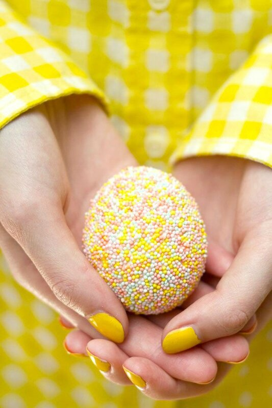 easter yellow