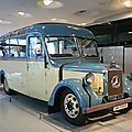 MERCEDES BENZ O 2600 Allwetter Reiseomnibus 1940 Stuttgart (1)