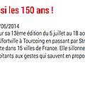 Les 150 ans de la croix-rouge française célébrés à alfortville !