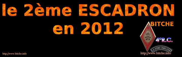LE 2ème ESCADRON EN 2012 001a