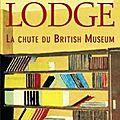 La chute du british museum, david lodge