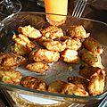 Bolinhos de bacalhau - recette portugaise familiale