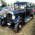 Citroen type B14 G familiale de 1928 (4ème Fête Autorétro étang d' Ohnenheim) 01