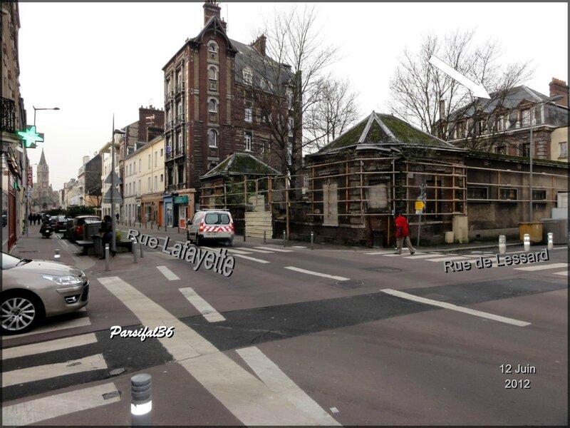 Rouen 74 rue Lafayette a