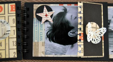 Mini Album Kit Grenier du Scrap 7