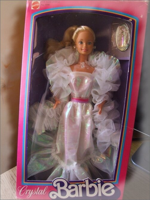 Barbie Crystal 1983 (1)