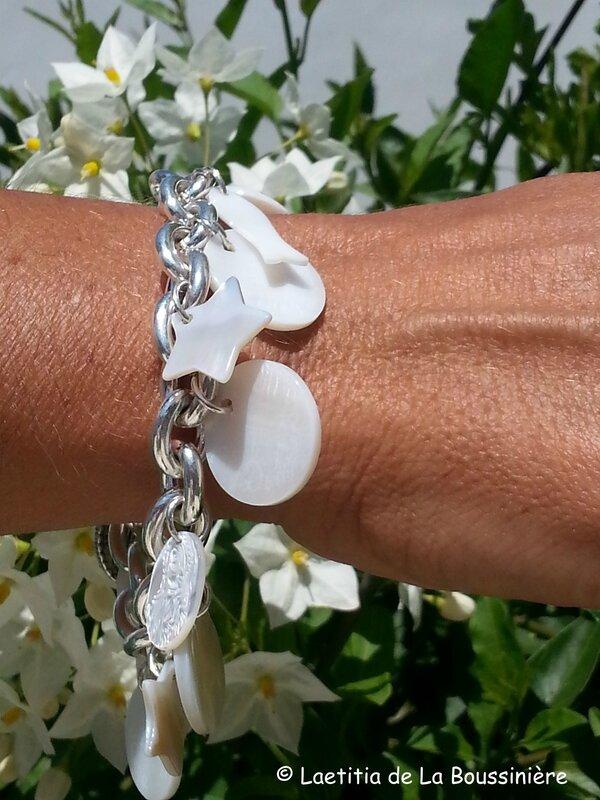 Le bracelet personnalisé de Flo
