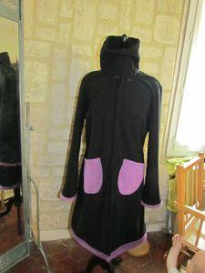 manteau de portage 3 en 1 noir violet (11)