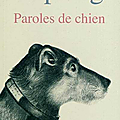 Paroles de chien