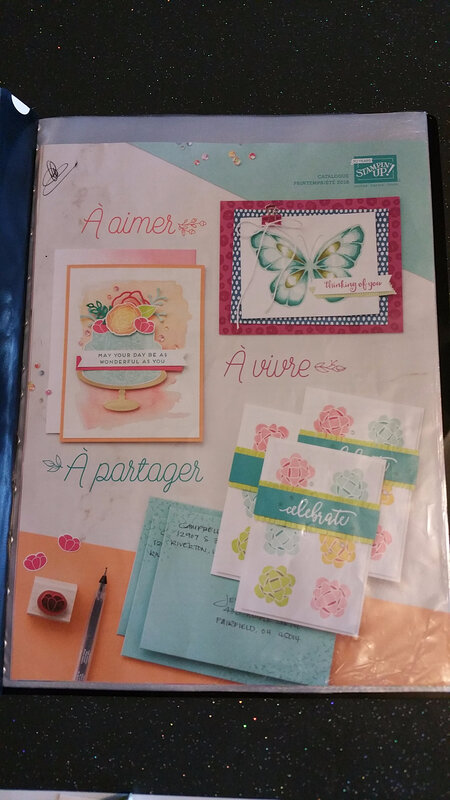 16a Catalogue Printemps 2018