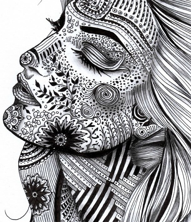 zentangle-art