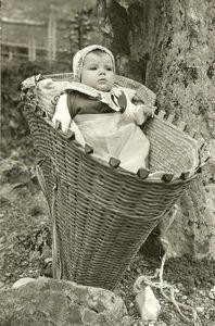 bébé corbeille Michel Savioz Suisse
