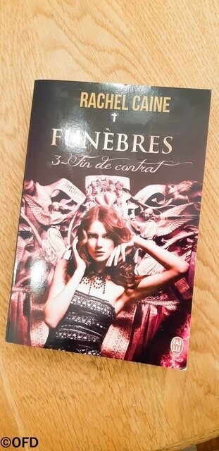 FUNEBRES, tome 3