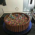 Gâteau des 2 ans du petit padawan