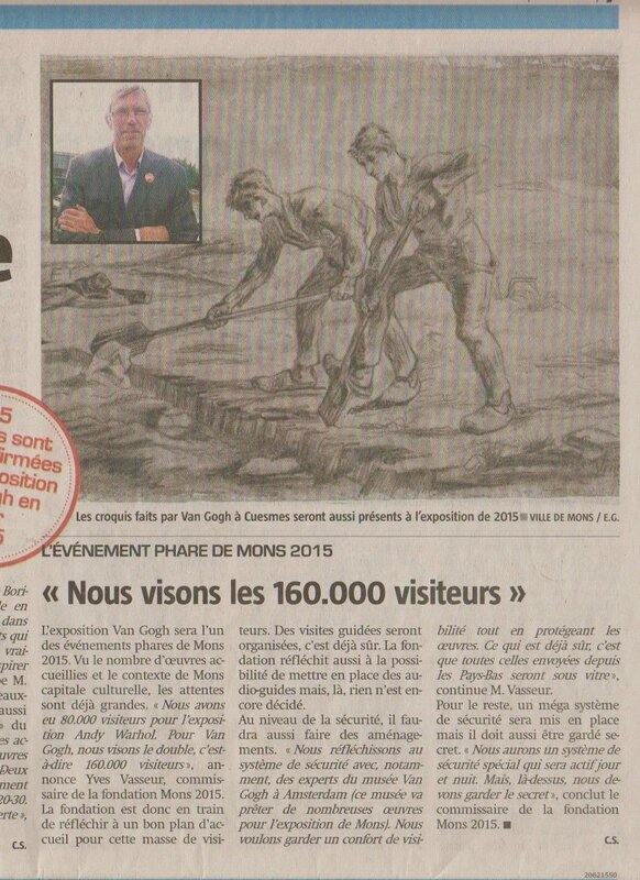 Sud Presse - Van Gogh - 2014-03-29 - 2