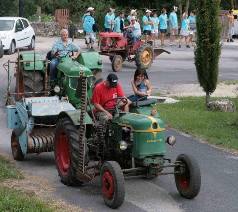 CORNUS - Rando tracteurs 2011 - Deutz