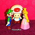 Luigi & Peach : je vous déclare mari et femme. ♥ ©LauryRow.