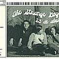 The strange boys - lundi 23 avril 2012 - sala el sol (madrid)