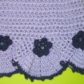 Blekitny sweterek - szczegoly
