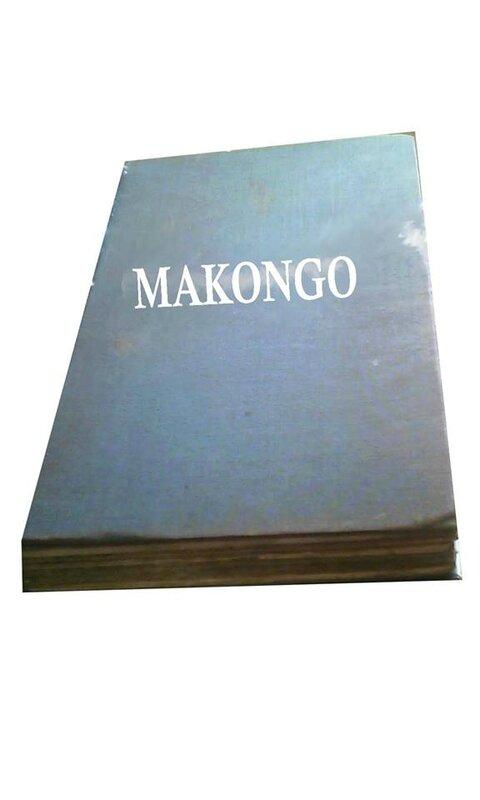 MAKONGO ovo MAKABA écrit par NLONGI'A KONGO NE MAKANDALA NE MUANDA NSEMI