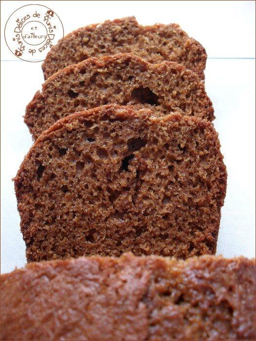 Cake aux Carambars 2