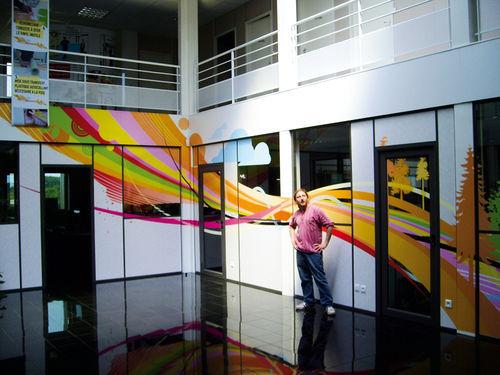 Impression numerique sur vinyl   Societé Art Pub Déco   Photo de