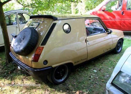 Renault 5 Le car van heuliez prototyp (1979-1983)(30 ème Bourse d'échanges de Lipsheim) 02